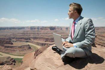 """<img alt=""""Work Remote LMS man laptop outside""""src=""""https://topyx.com/wp-content/uploads/2015/08/Work-Remote-LMS.jpg""""/>"""