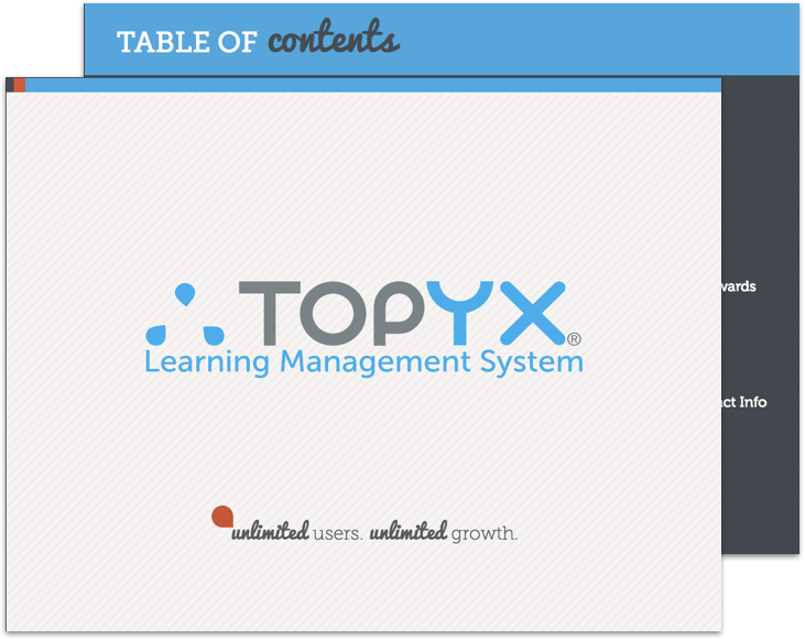 LMS Overview TOPYX