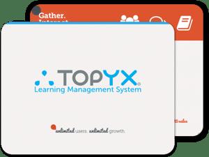 LMS Overview for TOPYX online learning platform