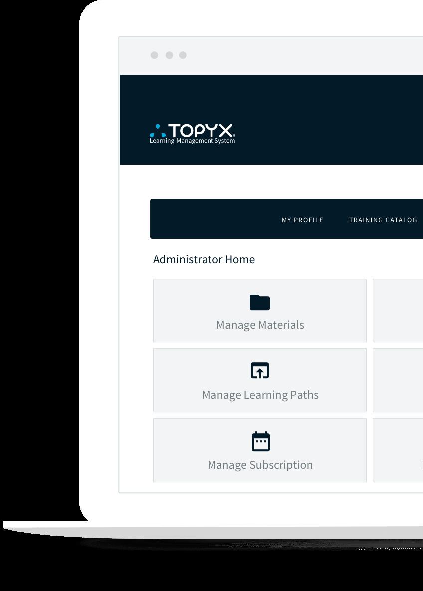 online learning platform TOPYX
