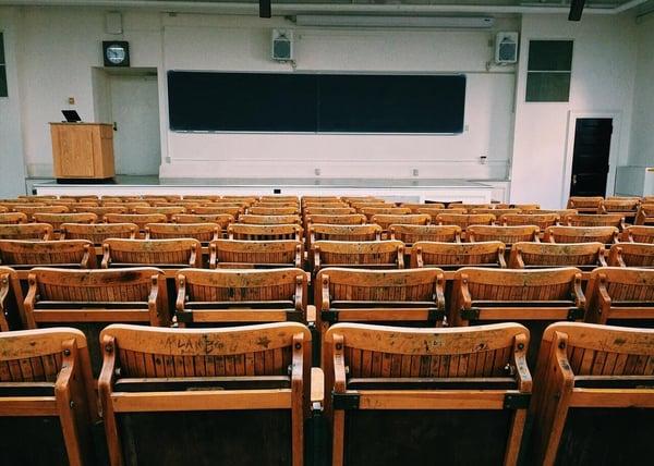 classroom seats per-seat LMS