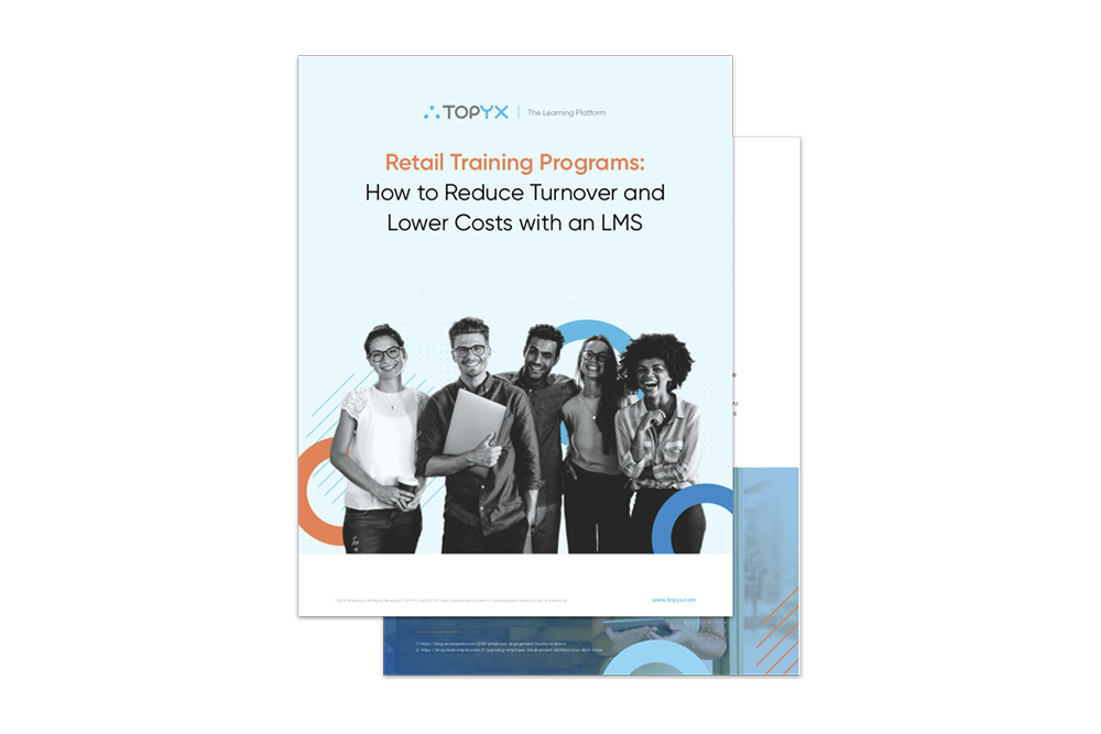 retail training program ebook