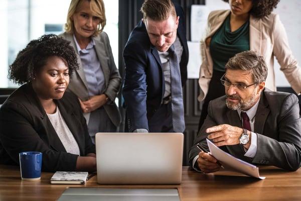 Minimizing staff turnover with LMS training