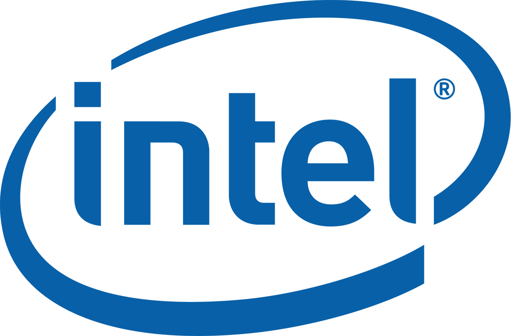 Intel Logo Corporate LMS