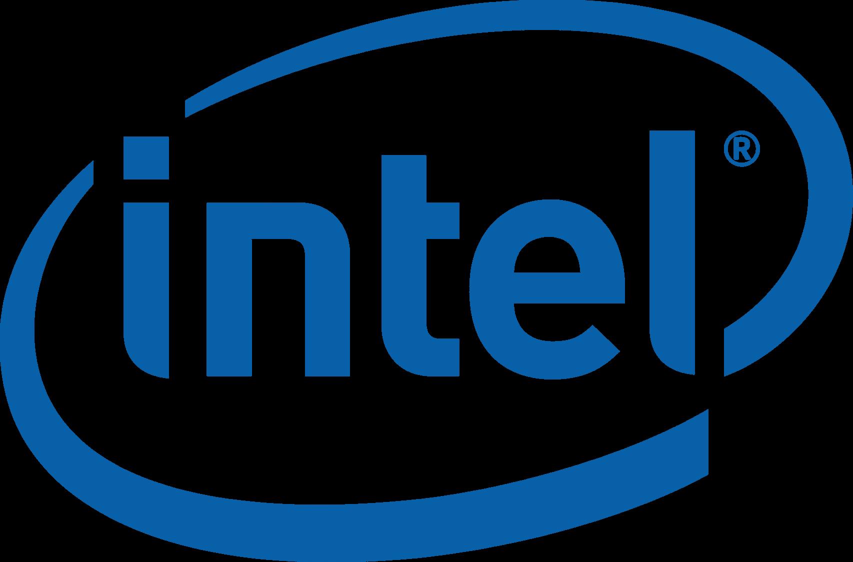 Intel Logo Corporate LMS